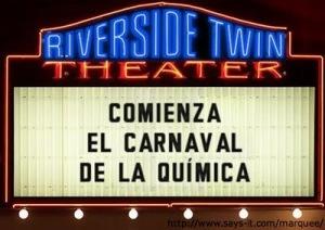 Comienza el carnaval