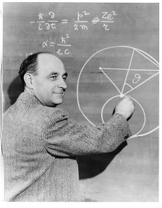 465px-Enrico_Fermi_at_the_blackboard