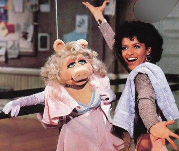 debbie allen, fame, muppet magazine 1983